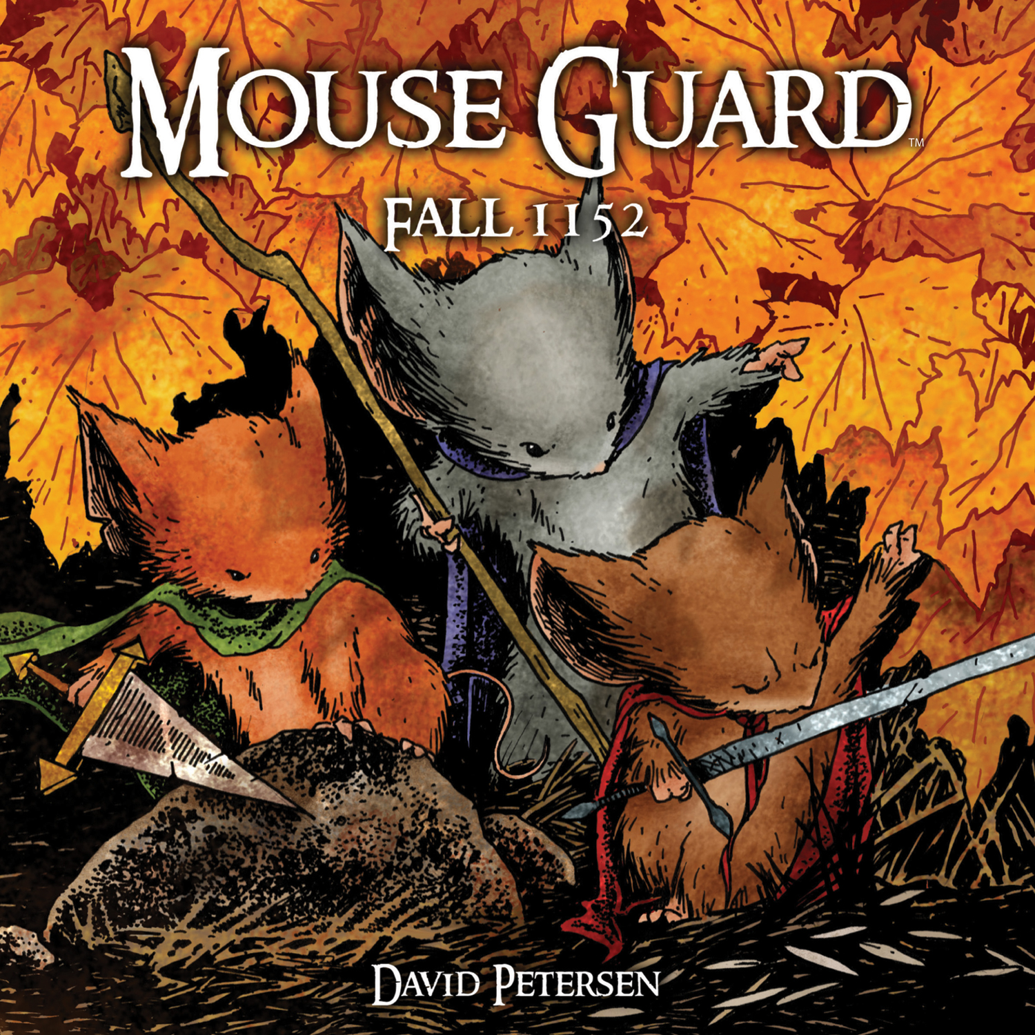 Mouse-Guard-v1-Fall-1152-GN-Cover