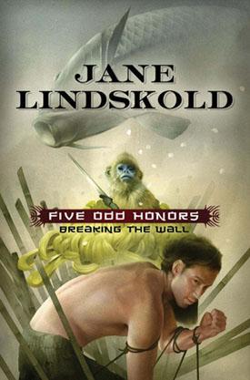 lindskold-five odd honors