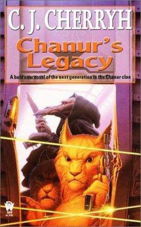 Cherryh-Chanur 3
