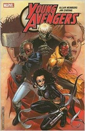 Heinberg-Young Avengers 1