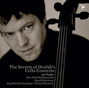dvorak cello concerto