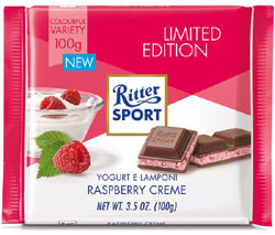 Ritter Sport Raspberry Creme