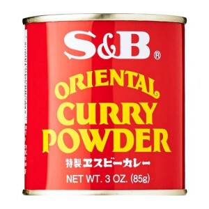 can of curry powder
