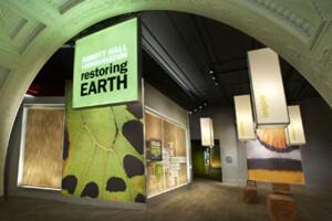 Field Museum-restoring earth