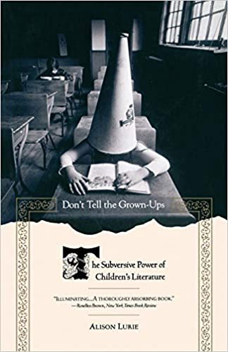 cover art for Don't Tell The Grown Ups