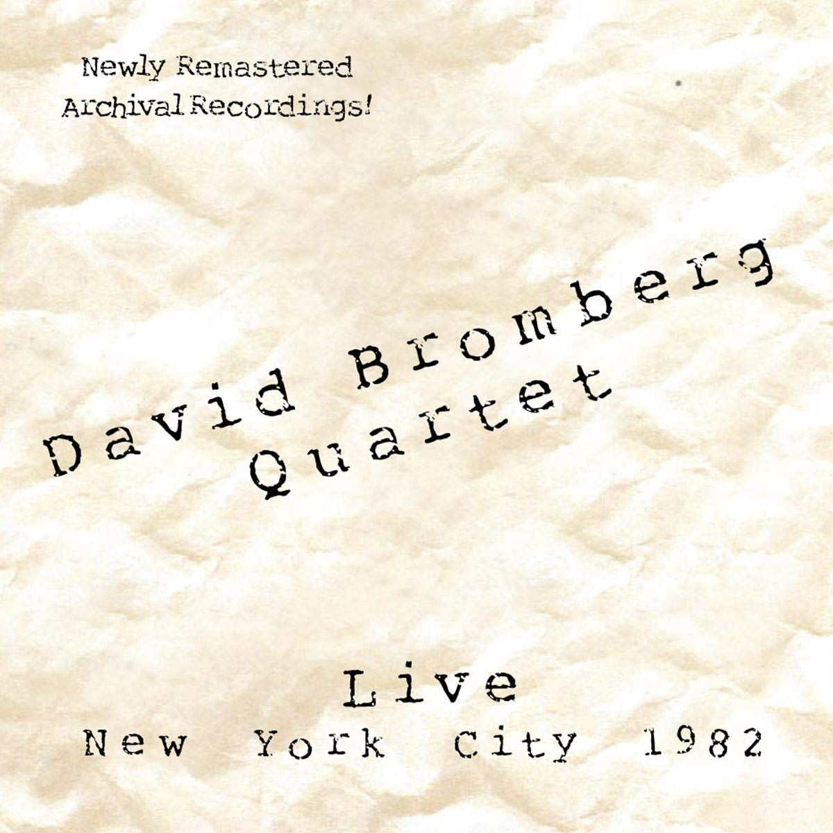 cover art for Live 1982