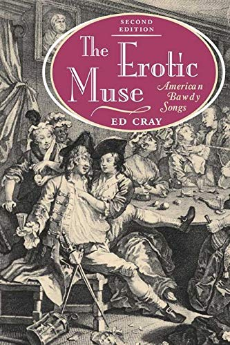 cover art for The Erotic Muse