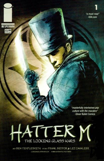 cover art for Hatter M volume 1