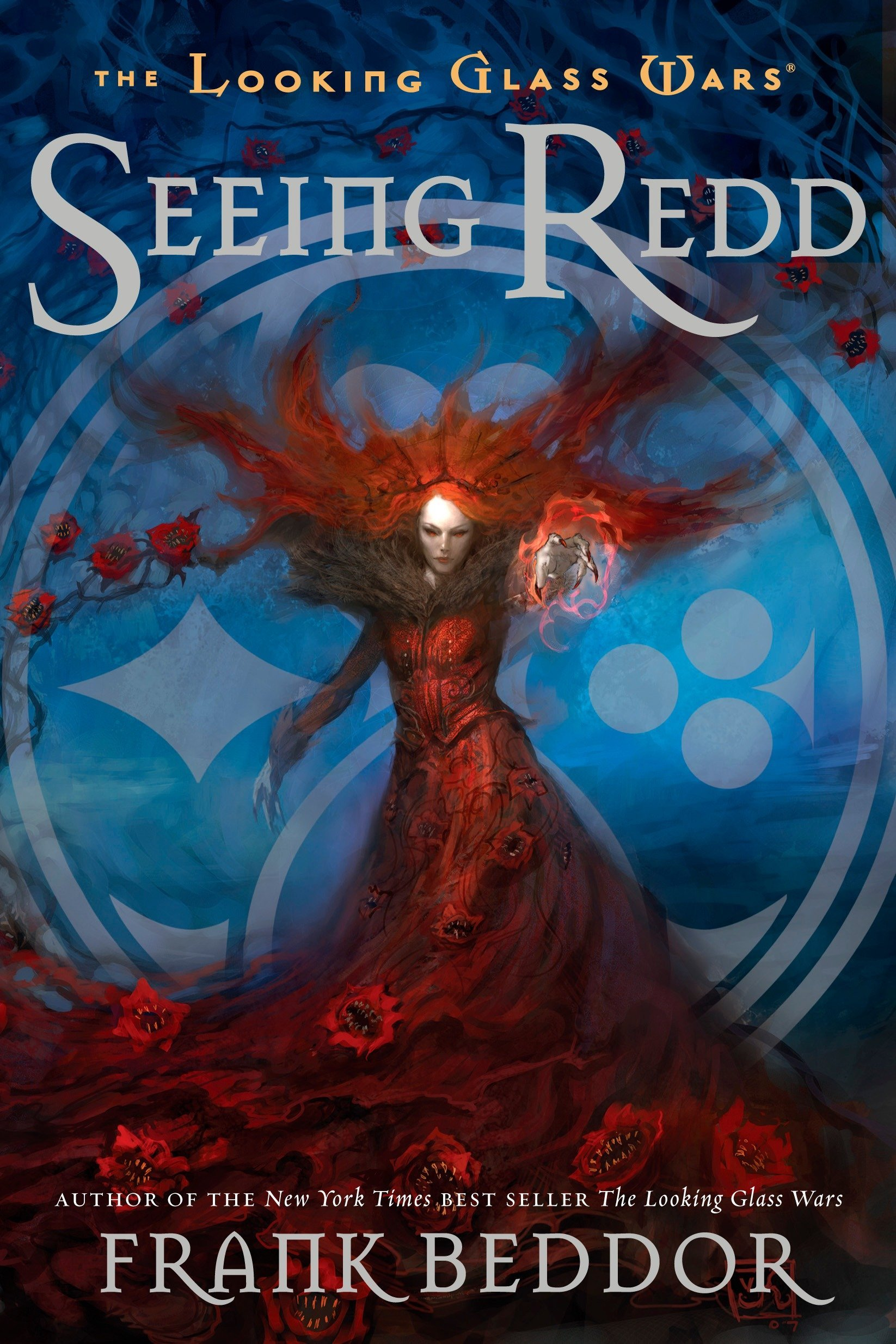 cover art for Seeing Redd