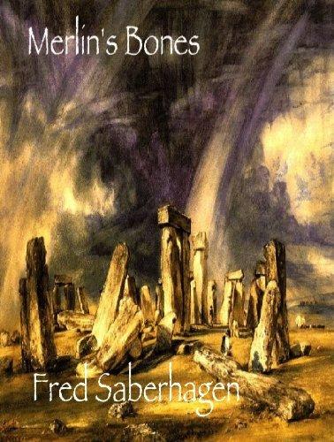 book cover Merlin's Bones