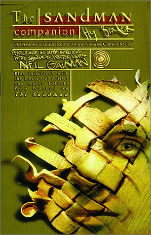 cover art for The Sandman Companion