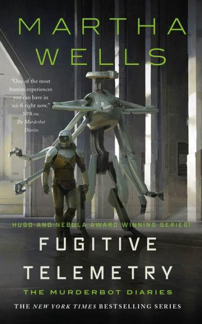 cover art for Fugitive Telemetry
