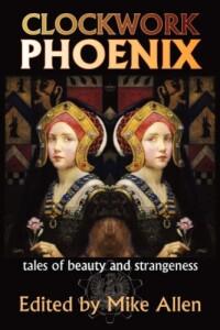 cover art for Clockwork Phoenix