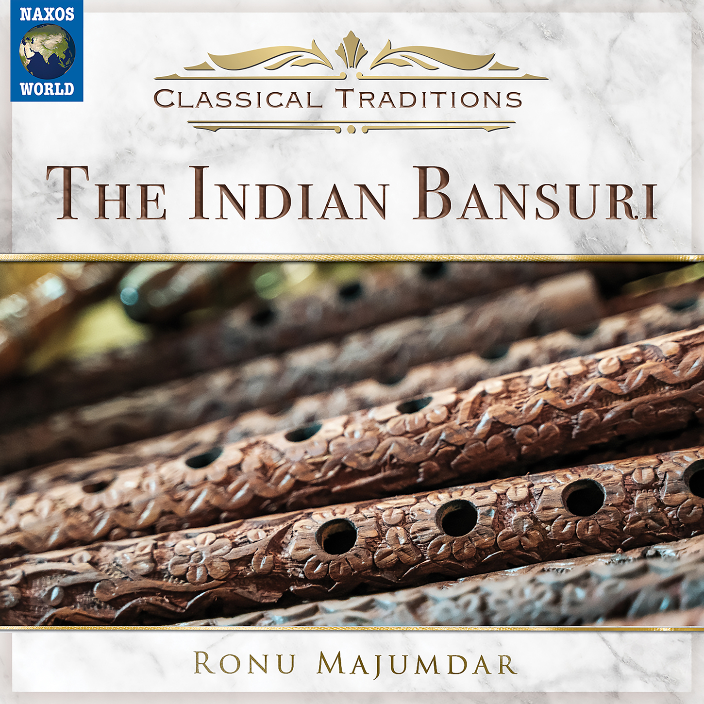 cover art for The Indian Bansuri