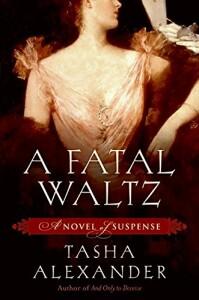 cover art, a fatal waltz