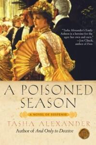 cover art, a poisoned season