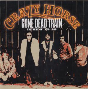 cover art for Gone Dead Train