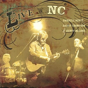 cover art for Live In NC