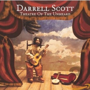 cover art for Theatre of the Unheard