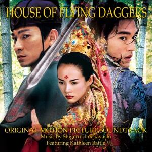 cover art for House of Flying Daggers