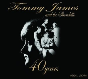 cover art for 40 years of singles