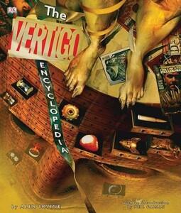 cover art for The Vertigo Encyclopedia