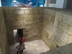Field Museum-Unis-Ankh courtyard
