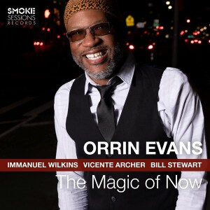 cover art for The Magic Of Now