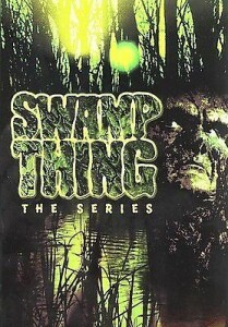cover art for Swamp Thing DVD