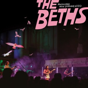 cover art for The Beths Auckland New Zealand 2020