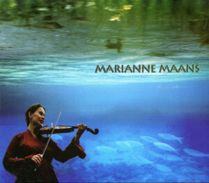 cover art for Marianne Maan