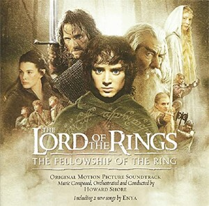 cover art for The Fellowship of the Ring