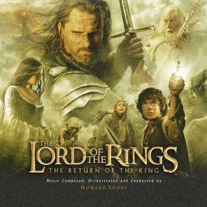 cover art for The Return of the King